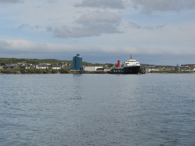 Port Ellen Harbour