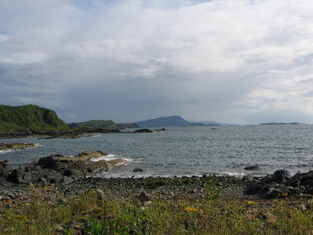 South from Seil