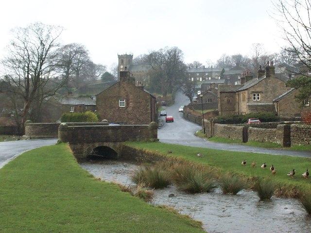Downham Village