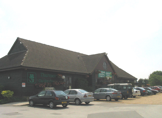 Thurrock Garden Centre, South Ockendon, Essex