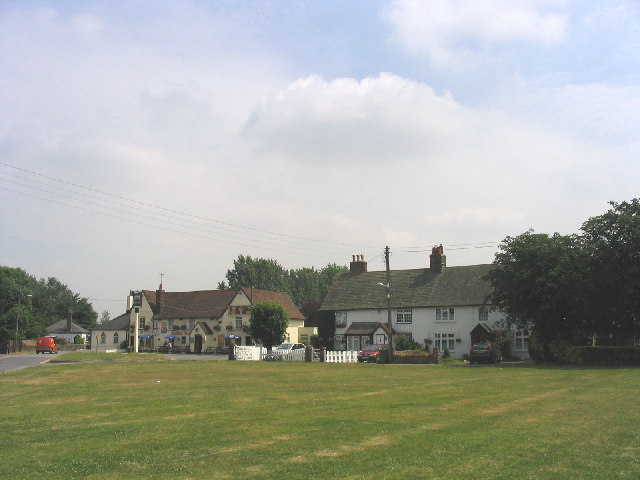 Village Green, South Ockendon, Essex