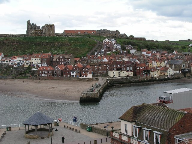 Whitby Abbey and Harbour