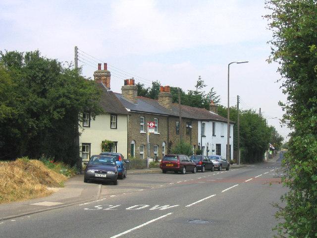 North Ockendon Village, Essex