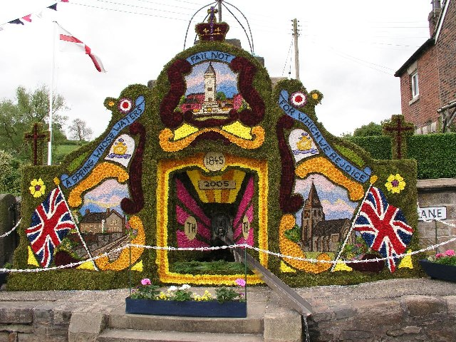 Endon - Well Dressing