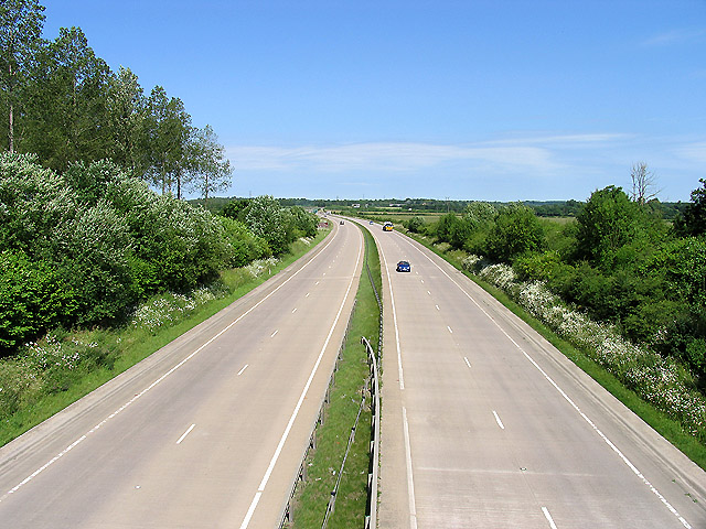 A417 (T) near Cirencester