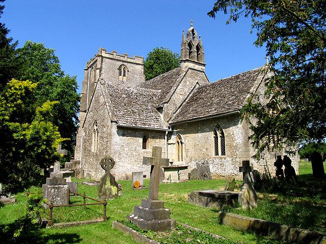Church: Preston