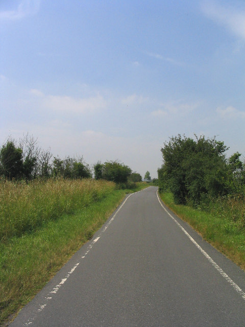By-road between Bulphan and Orsett, Essex