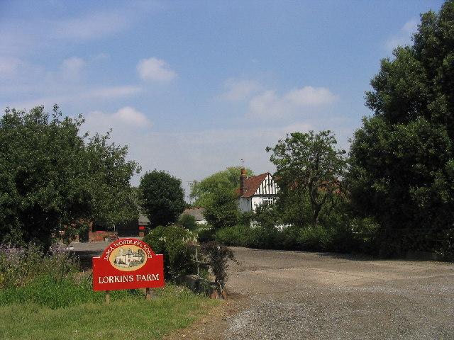 Lorkins Farm, Orsett, Essex