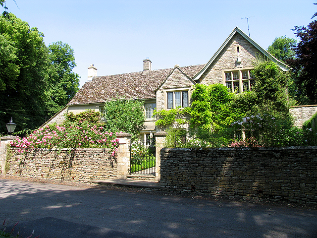 The Rectory: Ampney Crucis