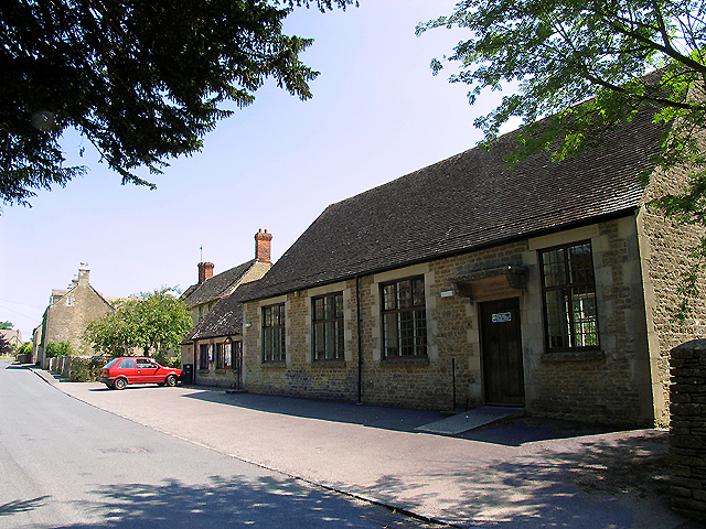 Ampney Crucis: Village Hall