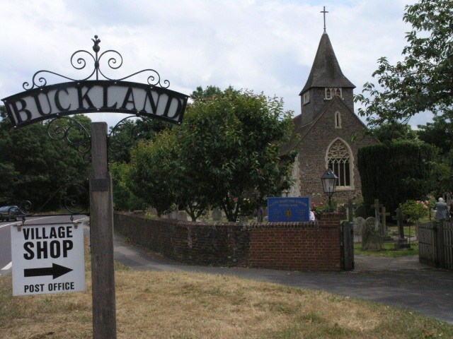 Buckland Parish Church