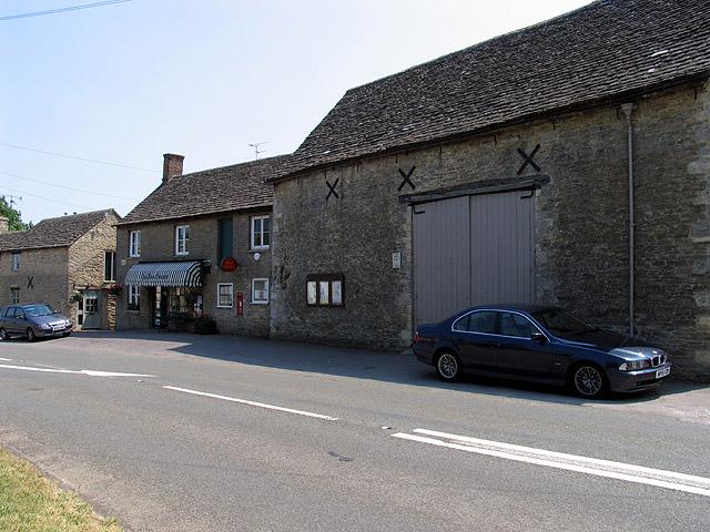 Poulton Main Street
