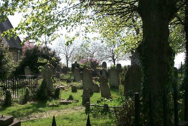 Peartree Green Churchyard