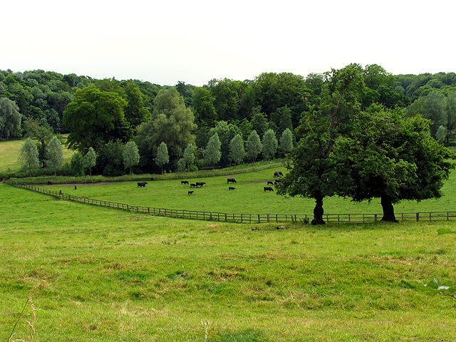Farmland near Bibury