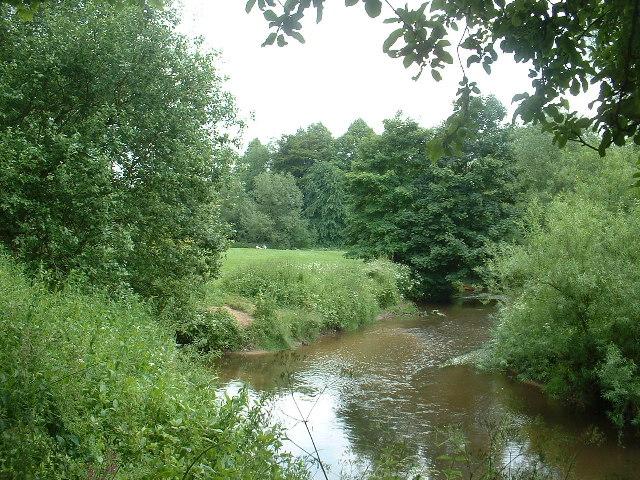 River Bollin, near Styal