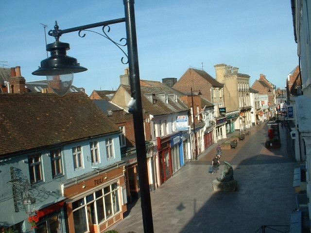 London Street, Basingstoke