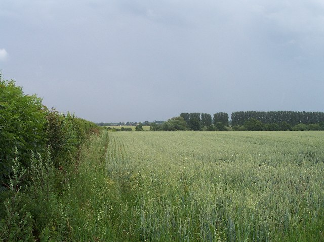 Footpath to Kerswell Green