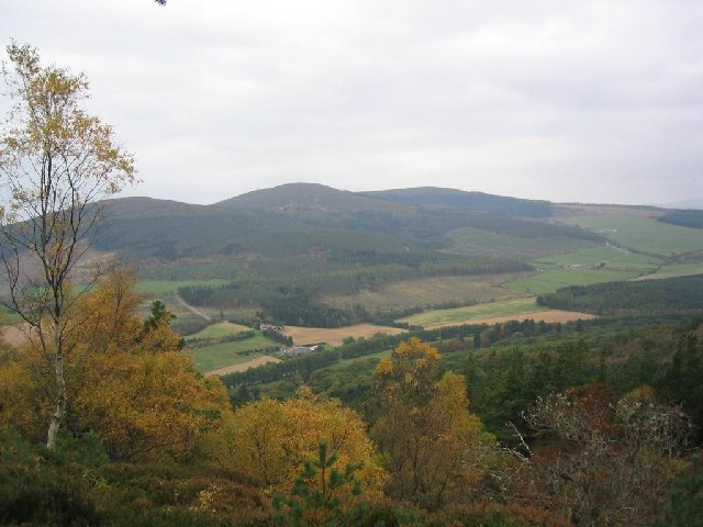 View from Millstone Hill