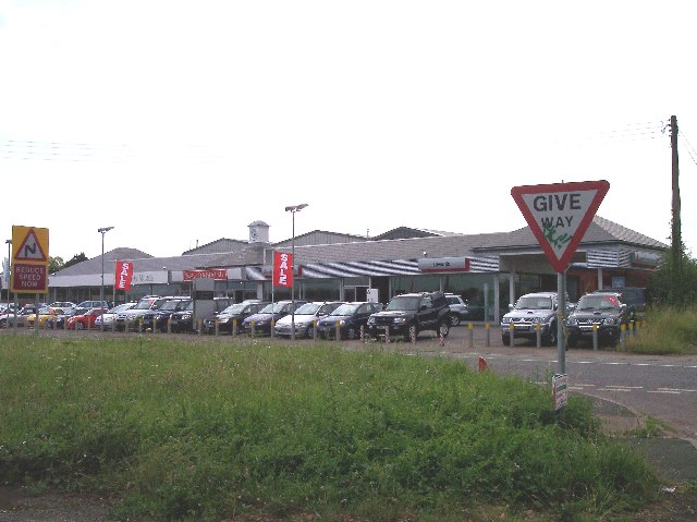 Edwards Vehicle Sales, Baynhall