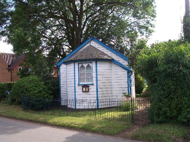 Kerswell Green Church
