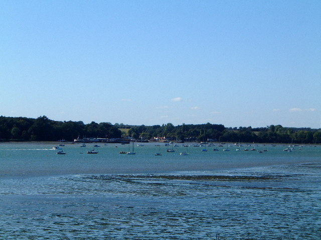 Orwell River and Pin Mill