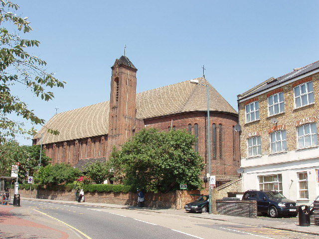 National Shrine of Our Lady of Willesden, Roman Catholic Church