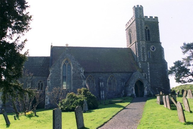 Staunton on Arrow Parish Church