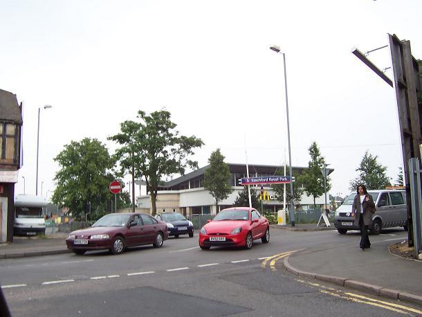 Stechford's traffic