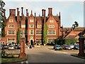 TG2202 : Dunston Hall Hotel by Lis Burke