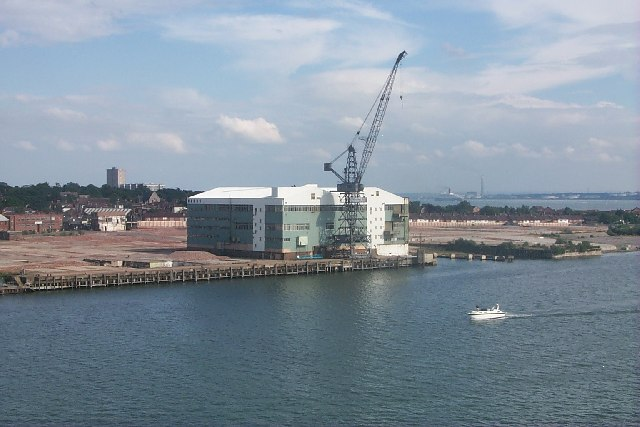 Woolston Shipyard