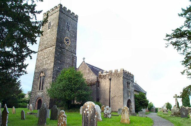 Staverton Church - South Devon