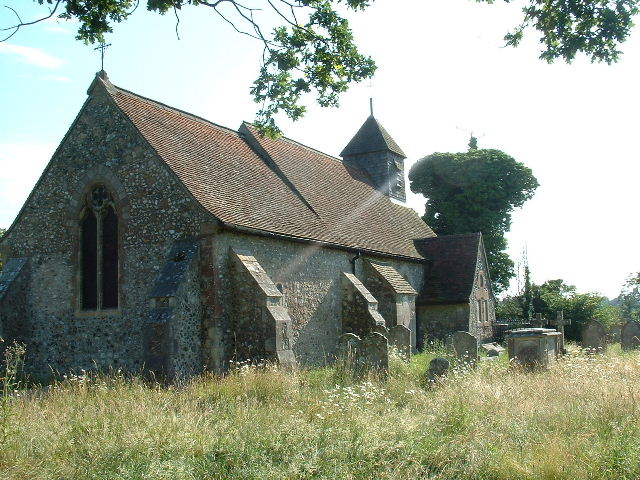 Binstead Church