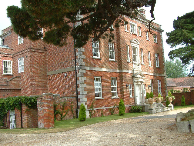 Burton Hall, Dorset