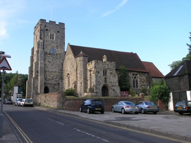 Wrotham Parish Church