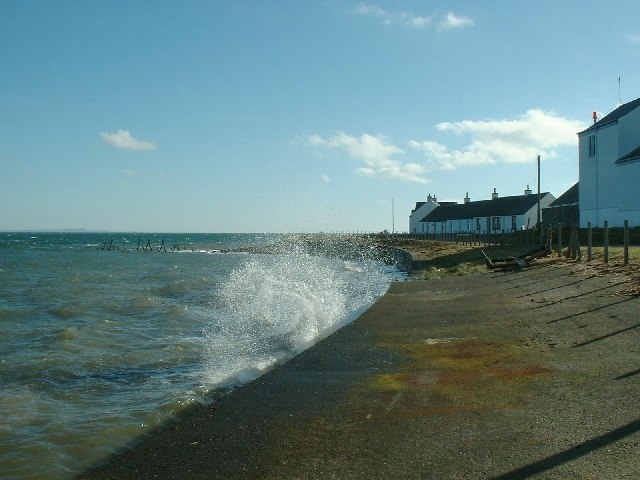 Waves at Drummore nx140368