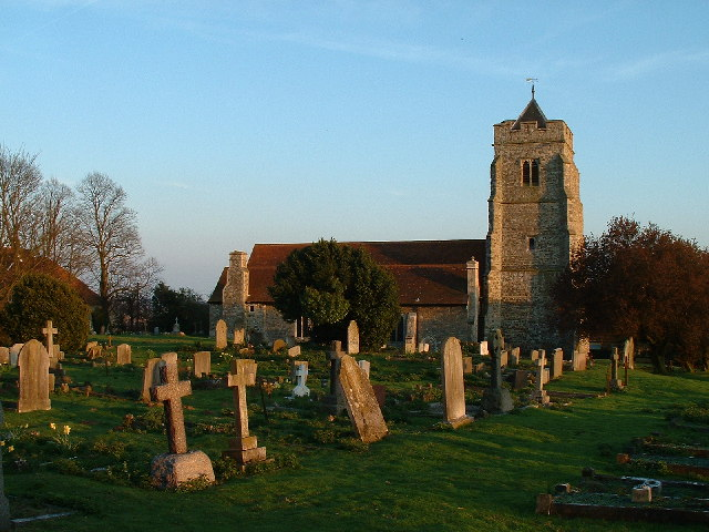 Rettendon Church
