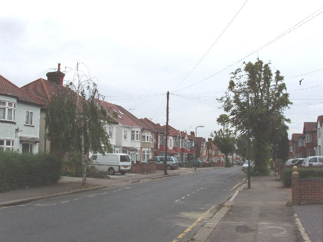 Bowrons Avenue, Wembley