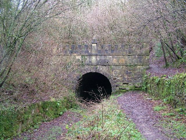 Sapperton Tunnel - North Portal