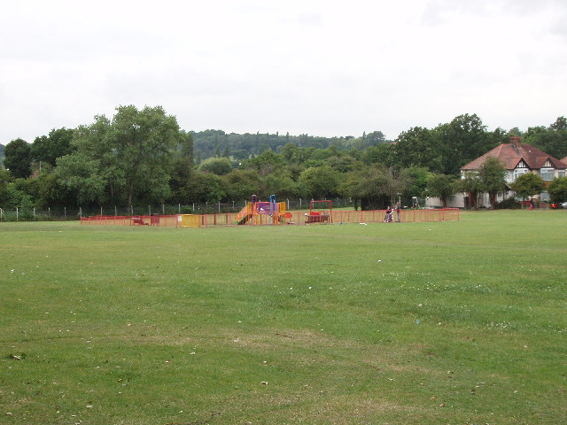 One Tree Hill recreation ground, Wembley