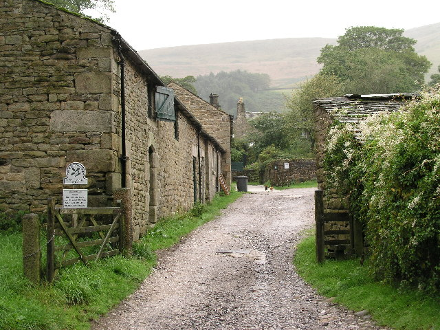 Upper Booth Farm, Edale