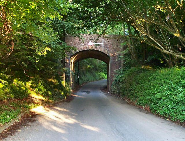 Ideford Arch - Devon
