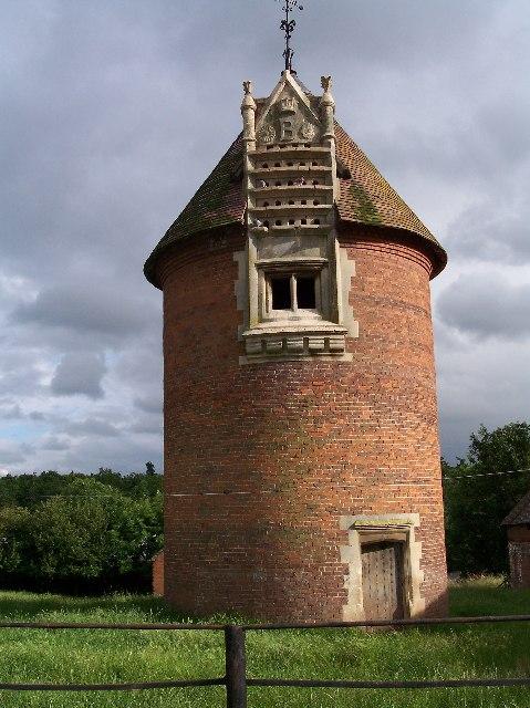 Dovecote, Home Farm, Madresfield Court