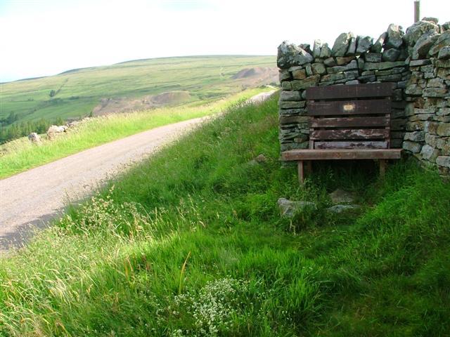 Seat, Hudes Hope Road