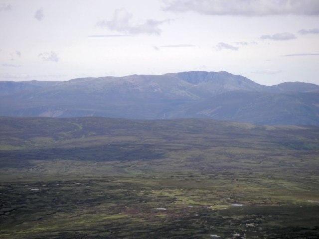 Lochnagar from Keen