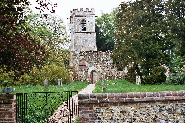 Old Church, Ayot St Lawrence