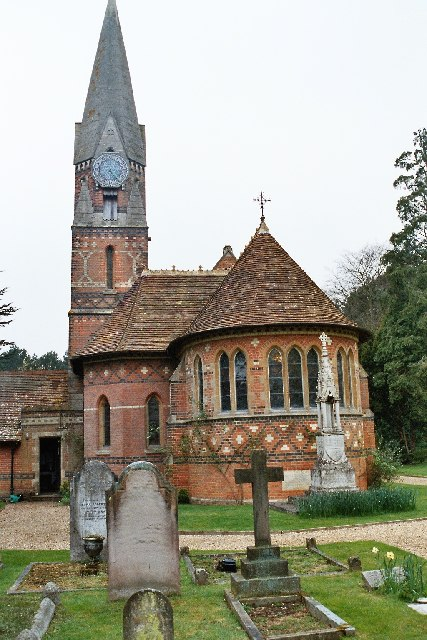 Ayot St Peter Church