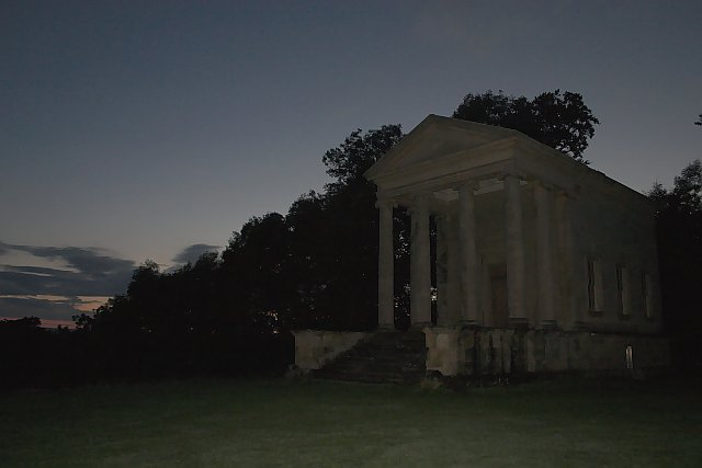 'Temple' on Rievaulx Terrace