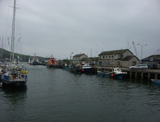 Campbeltown Pier