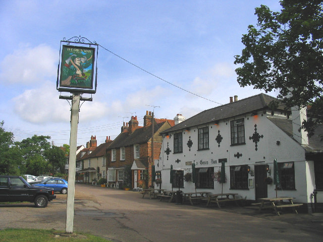 The Green Man Public House, Herongate, Essex