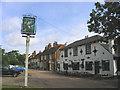 TQ6291 : The Green Man Public House, Herongate, Essex by John Winfield